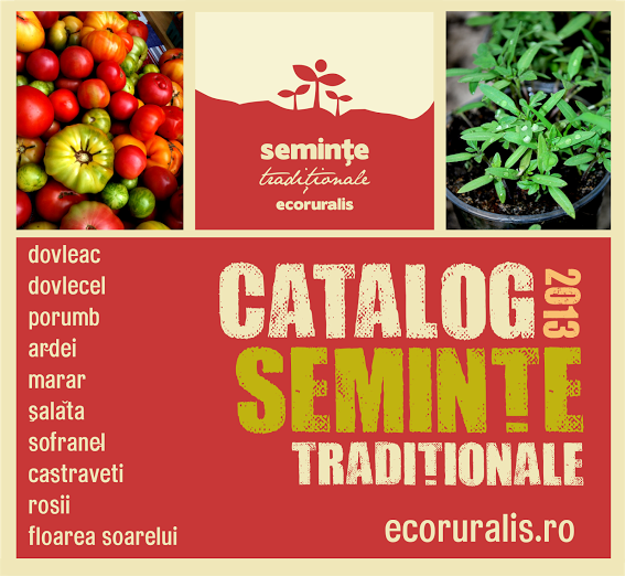 Catalog seminte traditionale