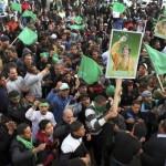 "libia ghaddafi 150x150 De la ""primavara"" araba la iarna natiunilor. Aurel Rogojan: In ziua de astazi, cine tine cu tara lui si incearca sa o apere e prost, extremist, terorist…"
